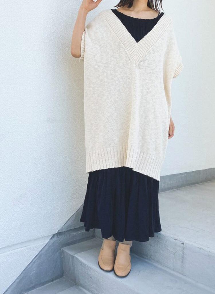 FIKA. summer knit<br>158cm