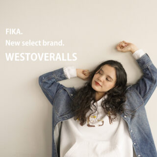 """FIKA.(フィーカ) New Select Brand <br>"""" WESTOVERALLS """""""